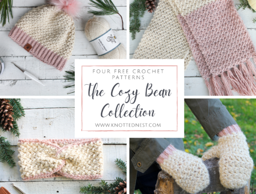 Cozy Bean Collection Matching set